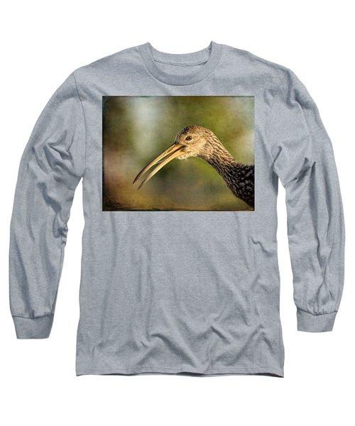 Limpkin 1 Long Sleeve T-Shirt