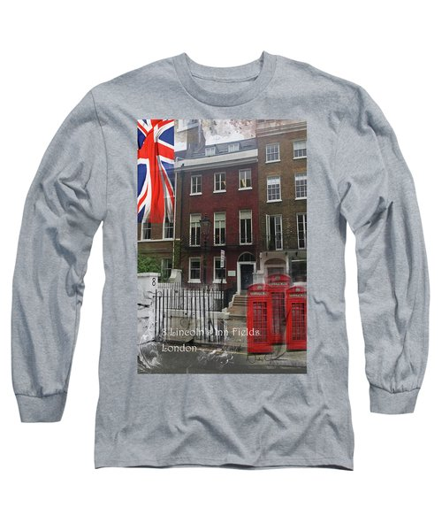 Lincoln's Inn Field Long Sleeve T-Shirt