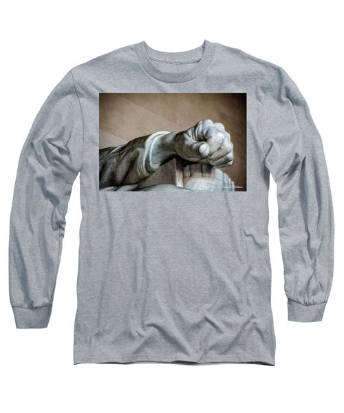 Lincoln's Left Hand Long Sleeve T-Shirt