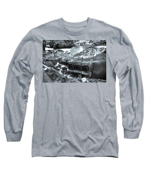 Line Them Up Long Sleeve T-Shirt