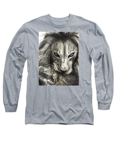 Lion's World Long Sleeve T-Shirt