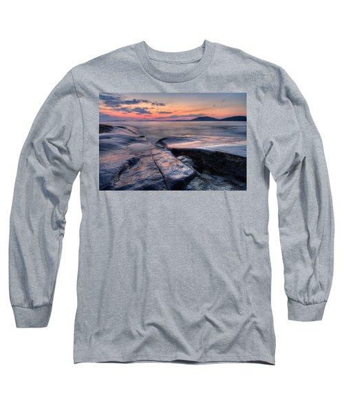 Liquid Lagoon  Long Sleeve T-Shirt