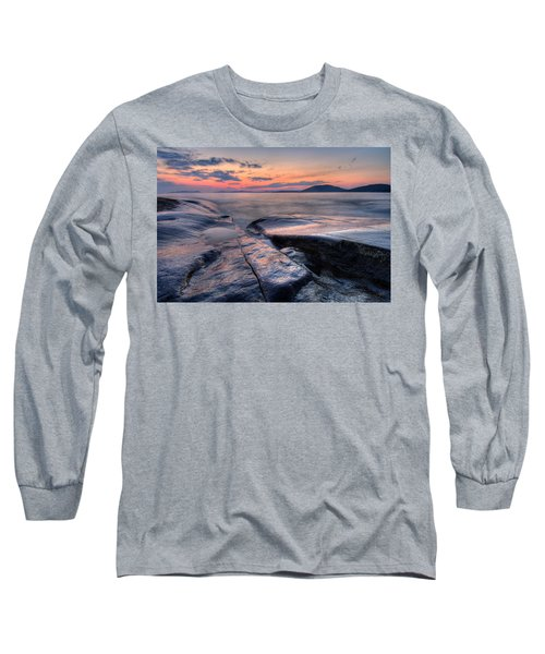 Liquid Lagoon  Long Sleeve T-Shirt