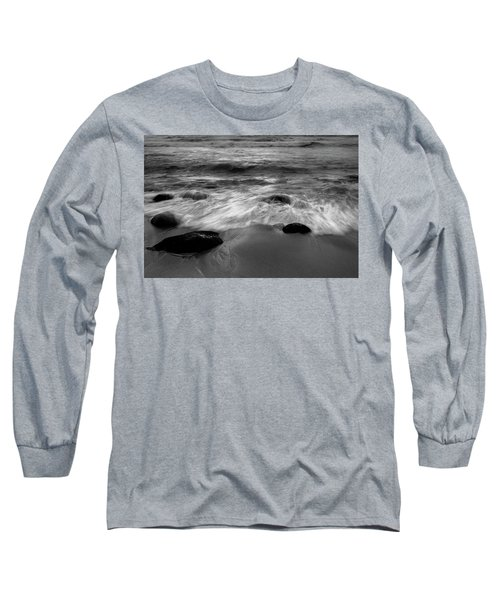 Liquid Veil Long Sleeve T-Shirt by Edgar Laureano