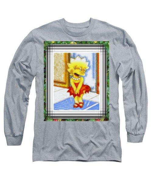 Lisa Does The Monroe Long Sleeve T-Shirt