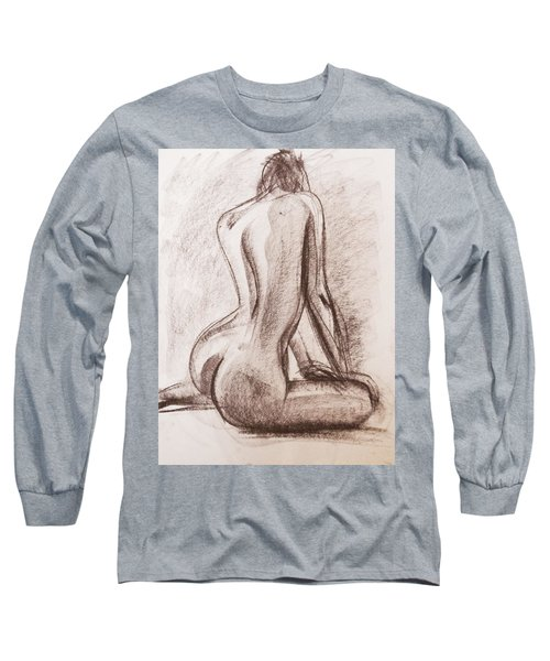 Lisa Long Sleeve T-Shirt by Jarko Aka Lui Grande