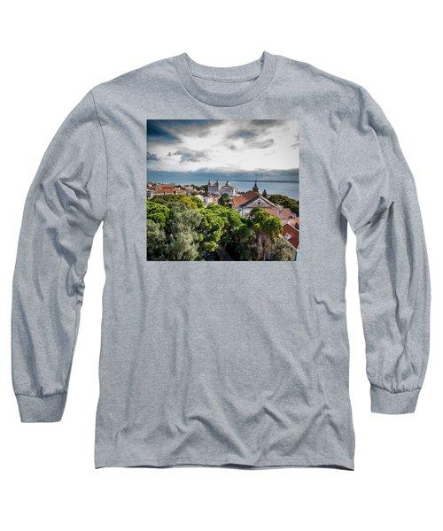 Lisbon Overlook Long Sleeve T-Shirt