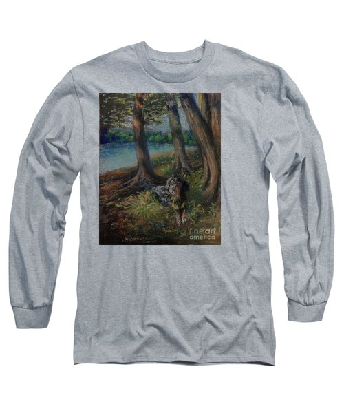 Listening To The Tales Of The Trees Long Sleeve T-Shirt