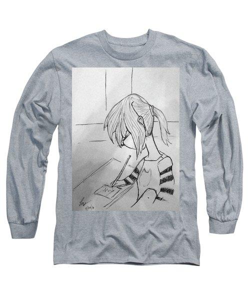 Little Artist Long Sleeve T-Shirt