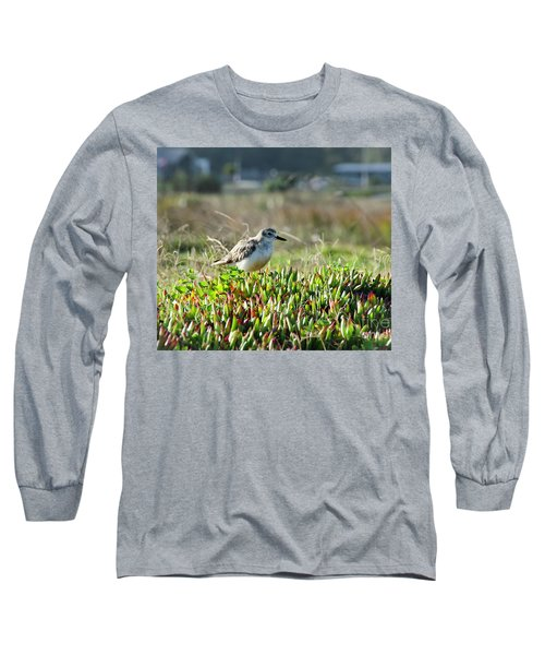 Little Bird Long Sleeve T-Shirt by Yurix Sardinelly