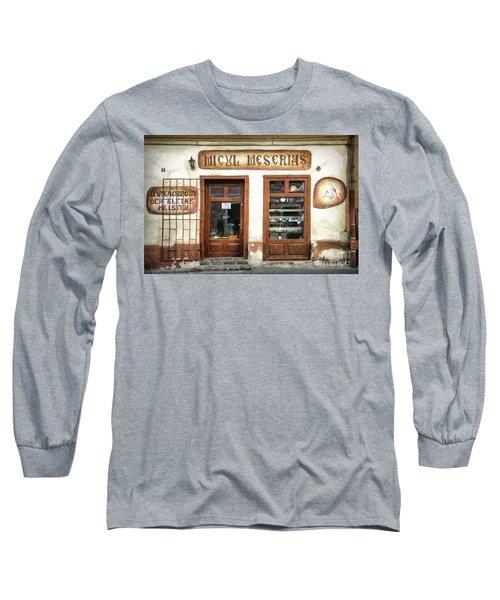 Little Craftsman' Shop - Micul Meserias Long Sleeve T-Shirt