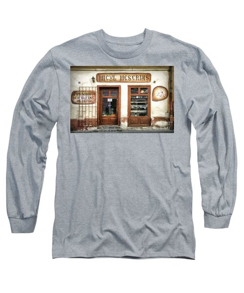 Little Craftsman' Shop - Micul Meserias Long Sleeve T-Shirt
