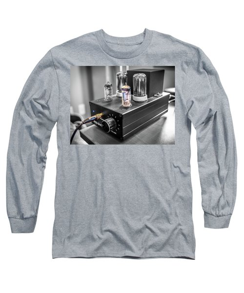 Little Dot II Headphone Tube Amplifier Long Sleeve T-Shirt