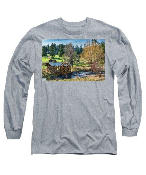 Little Old Mill Long Sleeve T-Shirt