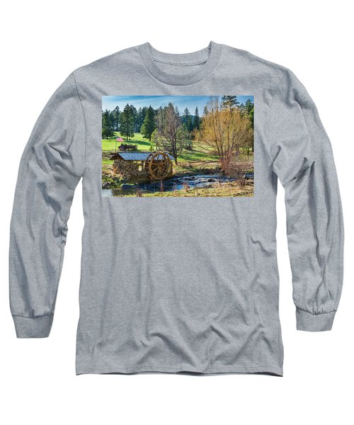 Little Old Mill Long Sleeve T-Shirt