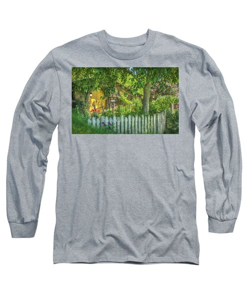 Little Picket Fence Long Sleeve T-Shirt