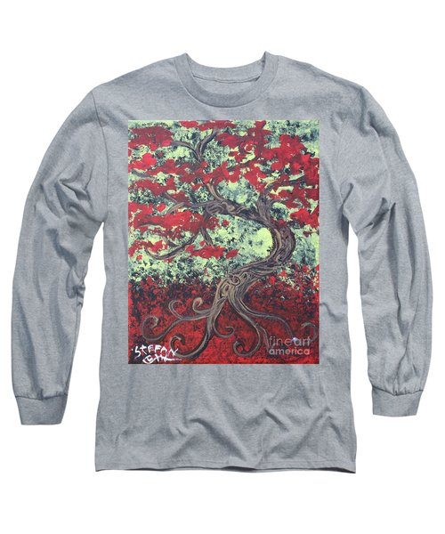 Little Red Tree Series 3 Long Sleeve T-Shirt