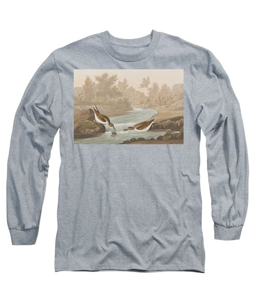 Little Sandpiper Long Sleeve T-Shirt