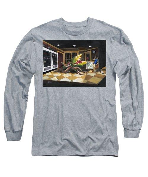 Little Shop Of Horrors Long Sleeve T-Shirt
