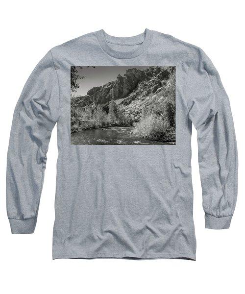 Little Wood River 2 Long Sleeve T-Shirt