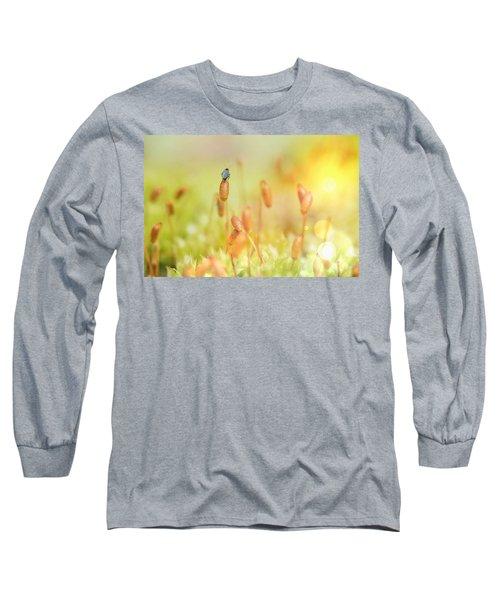 Little World Long Sleeve T-Shirt by Nikki McInnes