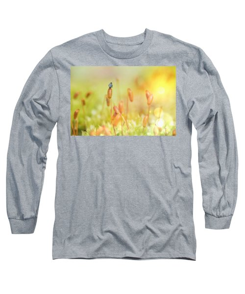 Little World Long Sleeve T-Shirt