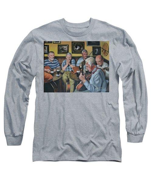 Live At Matt Molloy's Pub Long Sleeve T-Shirt