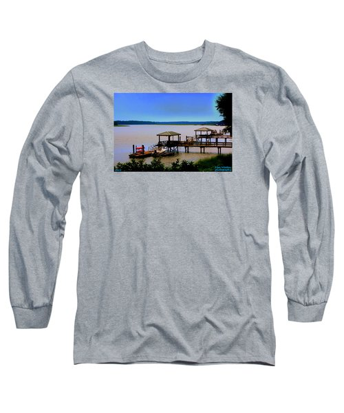 Living In The Lowcountry Long Sleeve T-Shirt