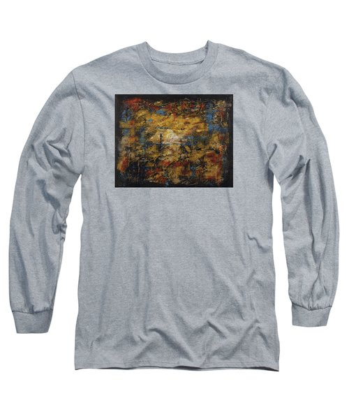 Living Off The Grid Long Sleeve T-Shirt