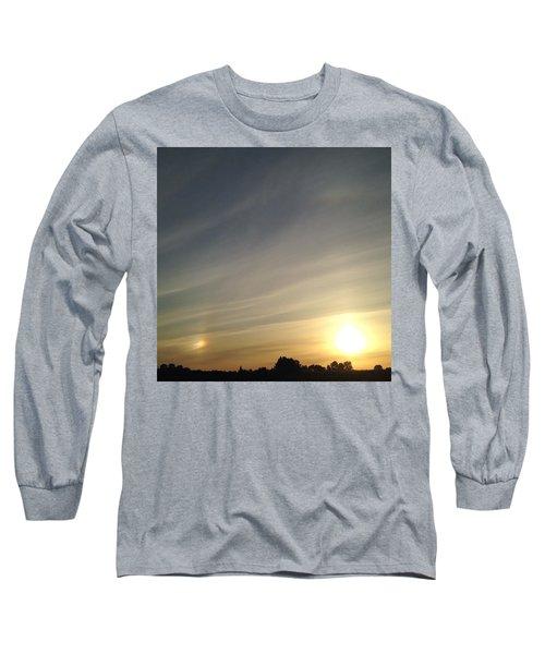 Lobbing Rainbows Into The Sun Long Sleeve T-Shirt