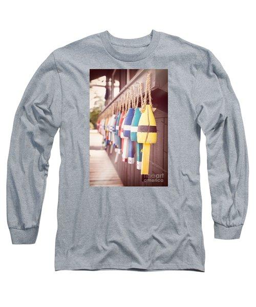 Lobster Floats Long Sleeve T-Shirt