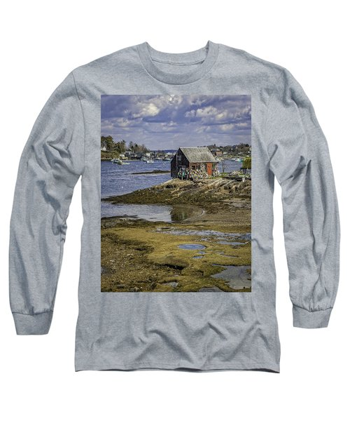 Lobster Shanty Long Sleeve T-Shirt