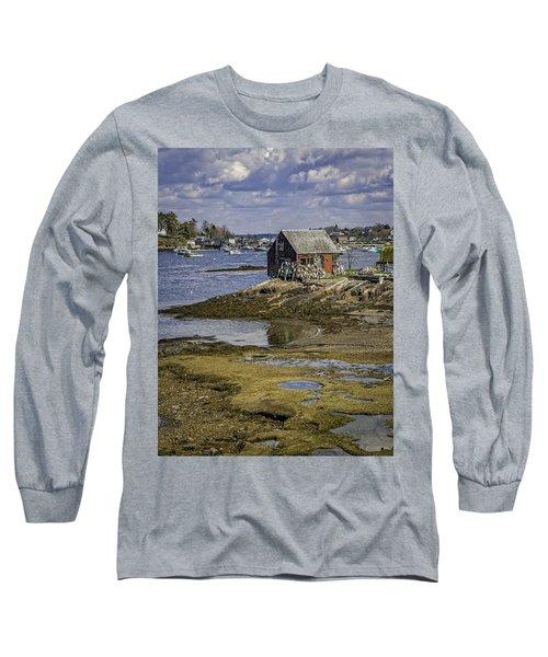 Lobster Shanty Long Sleeve T-Shirt