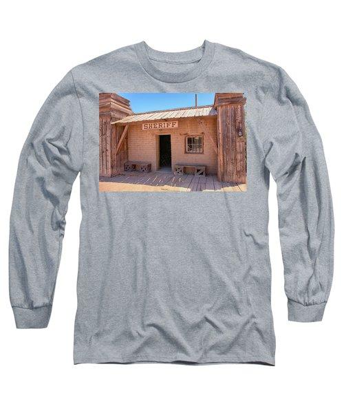 Local Sheriff Tucson Long Sleeve T-Shirt