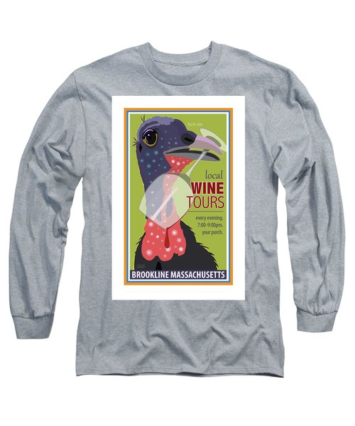 Local Wine Tours Long Sleeve T-Shirt