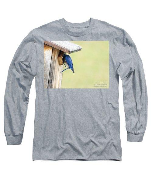 Location, Location, Location Long Sleeve T-Shirt
