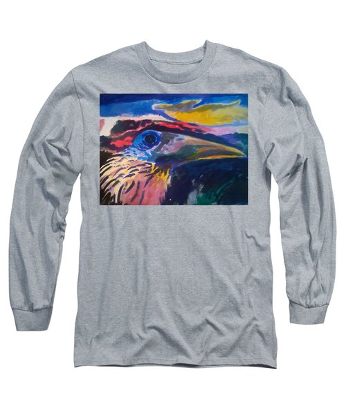 L'occhio Del Tucano Long Sleeve T-Shirt
