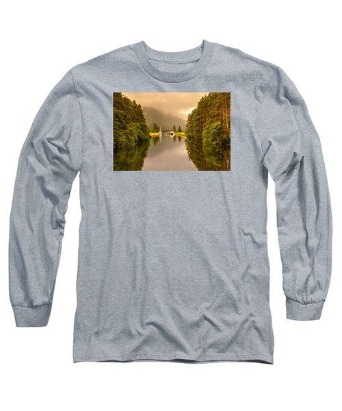 Lock Ahead Long Sleeve T-Shirt