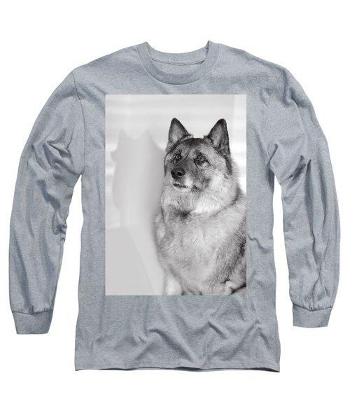 Loki Bw Long Sleeve T-Shirt