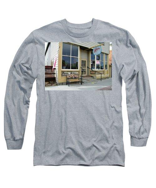 Lollipops Long Sleeve T-Shirt by Lenore Senior