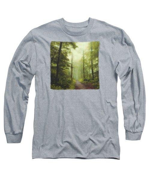 Long Forest Walk Long Sleeve T-Shirt