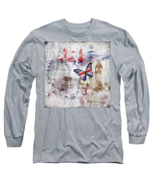 London Iconic Long Sleeve T-Shirt