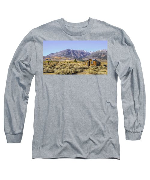 Lone On The Range  Long Sleeve T-Shirt