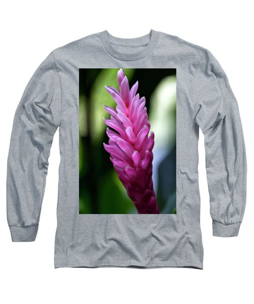 Lone Pink Ginger Long Sleeve T-Shirt