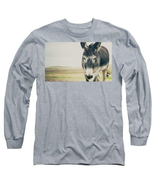 Lone Ranger Long Sleeve T-Shirt