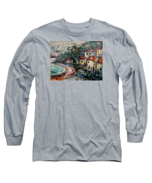 Lonely Bay Long Sleeve T-Shirt