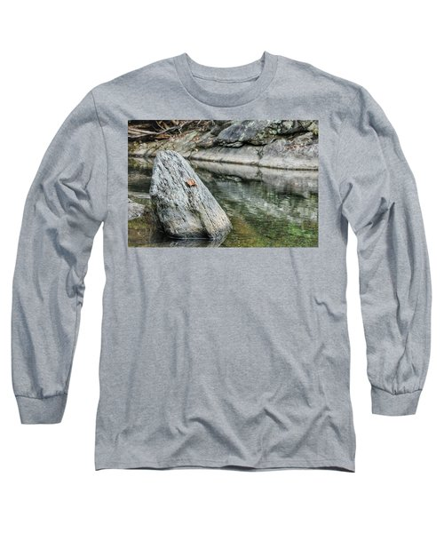 Lonely Leaf Long Sleeve T-Shirt