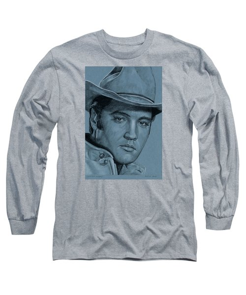 Lonesome Cowboy Long Sleeve T-Shirt