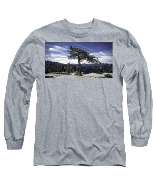 Lonesome Tree Long Sleeve T-Shirt