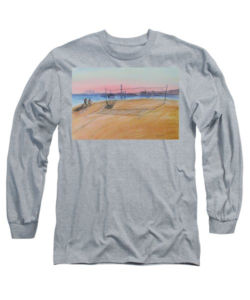 Long Beach Icons Long Sleeve T-Shirt